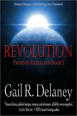 The Phoenix Rebellion Book One: Revolution