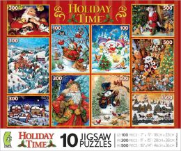 Holiday Time 10 In 1 Puzzle
