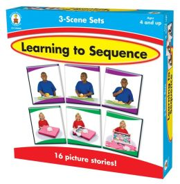 Learning to Sequence 3 Scene