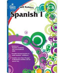 Spanish I, Grades 6-8