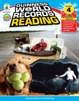 Guinness World Records Reading: Grade 4
