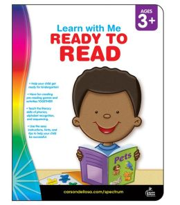 Learn with Me: Ready to Read, Ages 3+