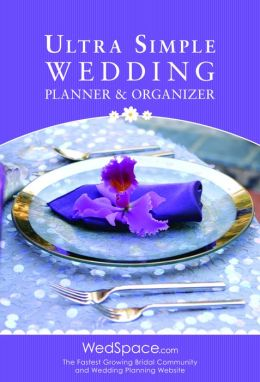Ultra-Simple Wedding Planner & Organizer