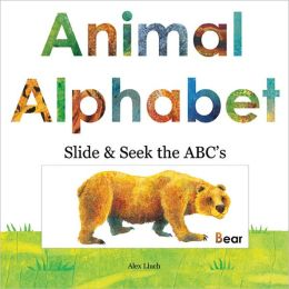 Animal Alphabet: Slide and Seek the ABCs