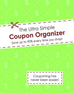 The Ultra Simple Coupon Organizer