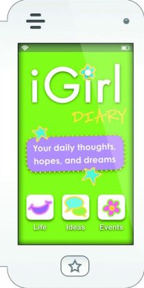 iGirl: Diary: Your Daily Thoughts, Hopes, and Dreams