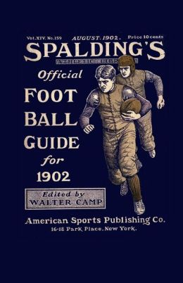Spalding's Official Football Guide For 1902