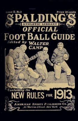 Spalding's Official football Guide For 1913