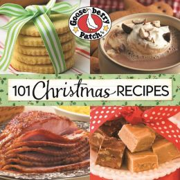 101 Christmas Recipes Cookbook: Jam-packed with our tastiest recipes for every holiday occasion. Invite friends and neighbors to a