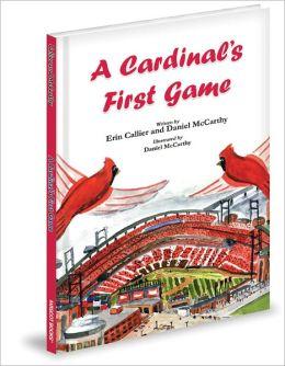 A Cardinal's First Game