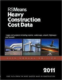 2011 Heavy Construction Cost Data