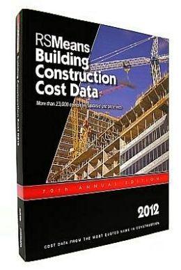 2012 Building Contruction Cost Data