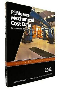 2012 Mechanical Cost Data