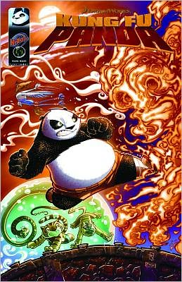 Kung Fu Panda Digest, Volume 2: It's Elemental and Other Stories