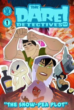 The Dare Detectives!, Volume 1: The Snow Pea Plot