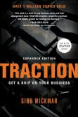 Book Cover Image. Title: Traction:  Get a Grip on Your Business, Author: Gino Wickman