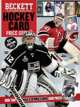 Beckett Hockey Card Price Guide No. 22 2012 Edition