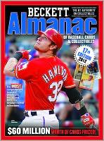 Beckett Almanac of Baseball Cards and Collectibles No. 17 2012 Edition