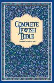 Book Cover Image. Title: Complete Jewish Bible:  An English Version of the Tanakh (Old Testament) and B'rit Hadashah (New Testament), Author: David H. Stern