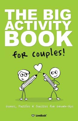 I Love You: The Activity Book for Gay Couples