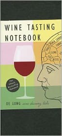 De Long's Wine Tasting Notebooks
