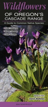 Wildflowers of Oregon's Cascade Range: A Guide to Common and Notable Species