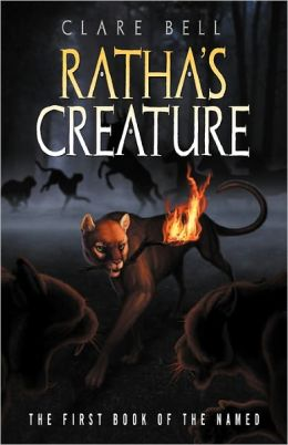 Ratha's Creature (The Named Series #1)