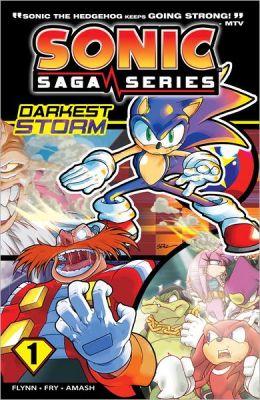 Sonic Saga Series 1: Darkest Storm