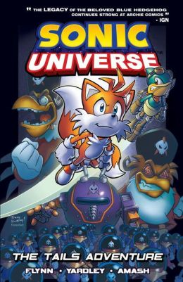 Sonic Universe 5: The Tails Adventure