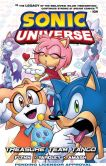Book Cover Image. Title: Sonic Universe 6:  Treasure Team Tango, Author: Sonic Scribes