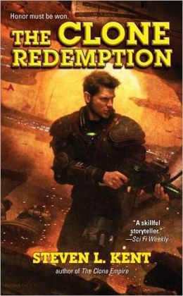 The Clone Redemption (Rogue Clone Series #7)