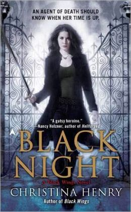 Black Night (Black Wings Series #2)