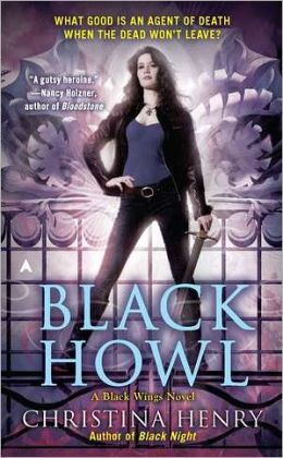 Black Howl (Black Wings Series #3)