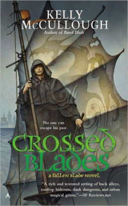 Crossed Blades (Fallen Blade Series #3)