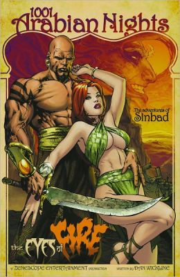 1001 Arabian Nights: The Adventures of Sinbad, Volume 1