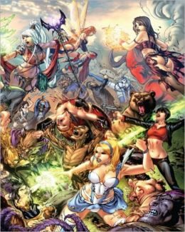 Grimm Fairy Tales: The Dream Eater Saga, Volume 2