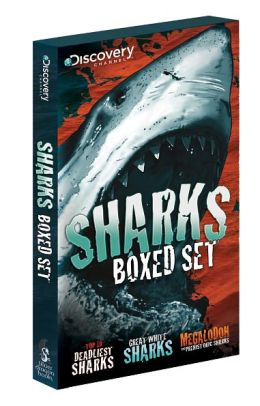 Discovery Channel's Sharks Boxed Set Various