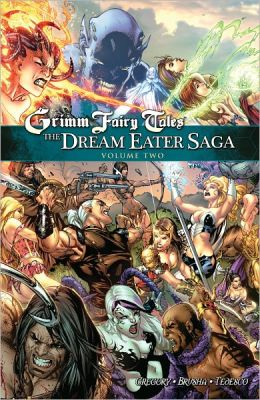 The Dream Eater Saga Volume 2