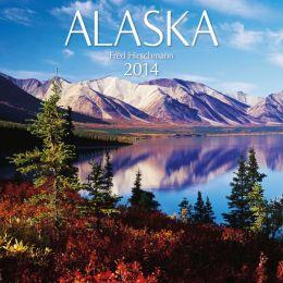 2014 Alaska Wall Calendar