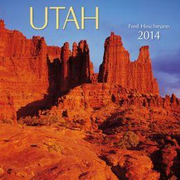 2014 Utah Wall Calendar