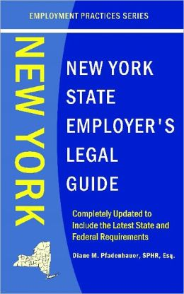 New York State Employer's Legal Guide