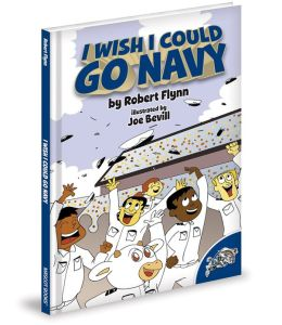 I Wish I Could Go Navy