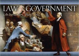 Law & Government: An Introductory Study Course [With CD (Audio) and DVD and Study Guide]