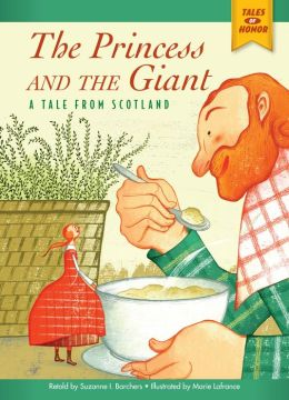 The Princess and the Giant: A Tale from Scotland