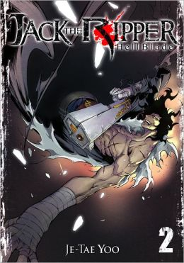 Jack the Ripper: Hell Blade, Volume 2