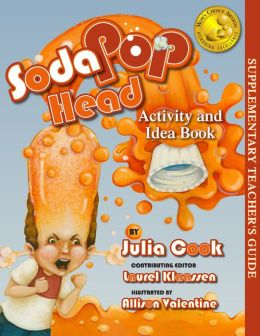Soda Pop Head - Activity and Idea Book