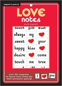 Love Notes: Word Magnets