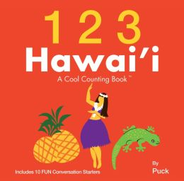 123 Hawaii: A Cool Counting Book