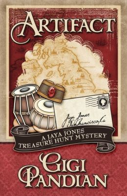 Artifact: A Jaya Jones Treasure Hunt Mystery