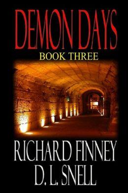 Demon Days - Book Three